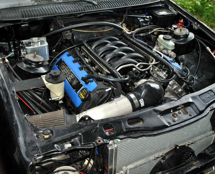 Merkur Engines