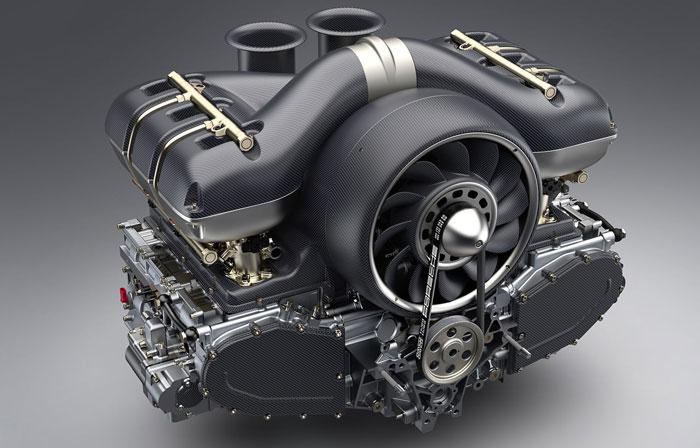 Porsche-Engines