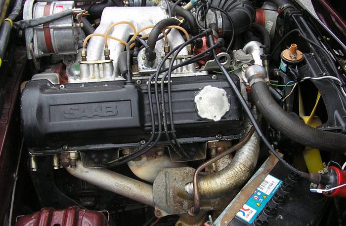 SAAB Engines