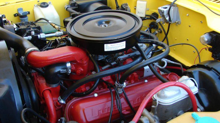 International Harvester Car Engines