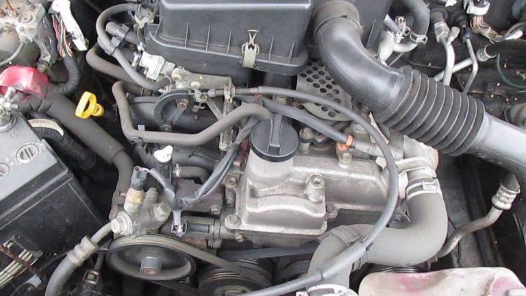 Daihatsu Car Engine