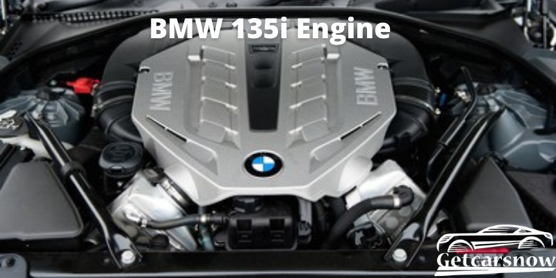 BMW 135i Engine