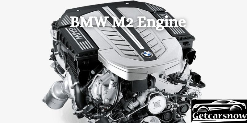 BMW M2 Engine