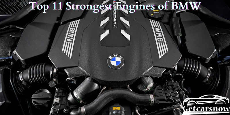 Top 11 strongest engines of BMW