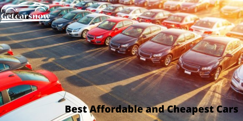 Best Affordable and Cheapest Cars