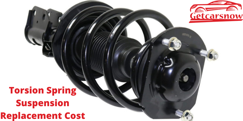 Torsion Spring Suspension Replacement Cost