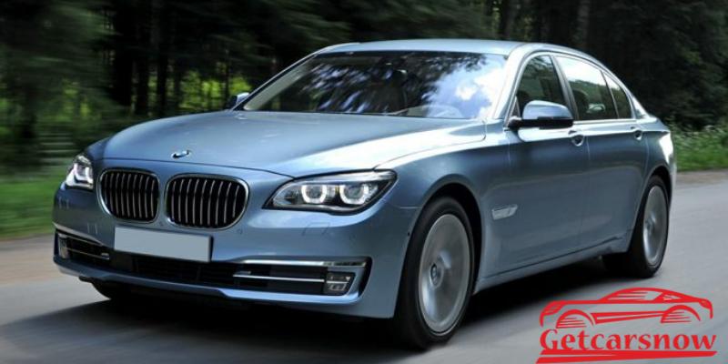 BMW Active Hybrid 7 Engine