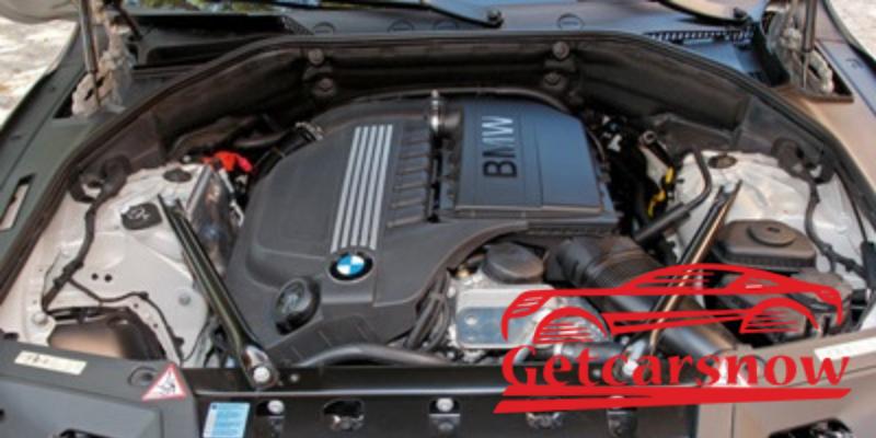 BMW 535i GT Engine