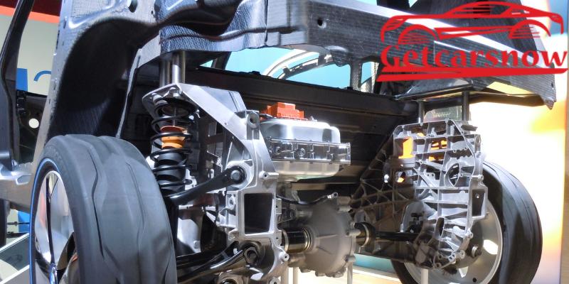 BMW i3 Engine