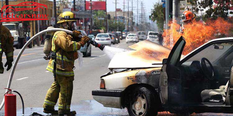 Protect Your Car from Fire Accidents