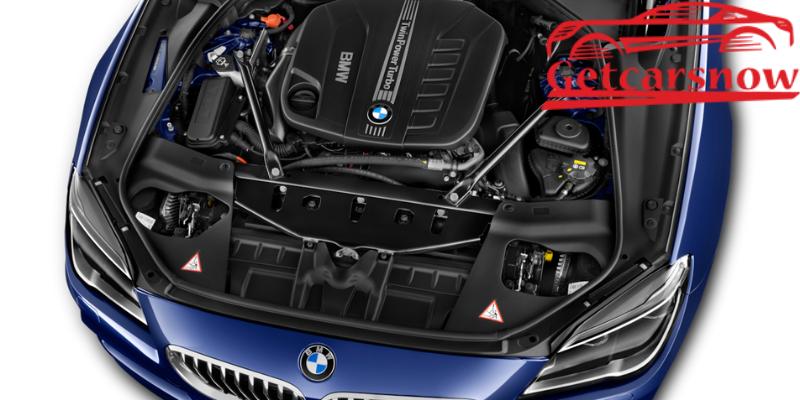 BMW 640i Engine