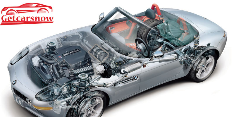 BMW Z8 Engine