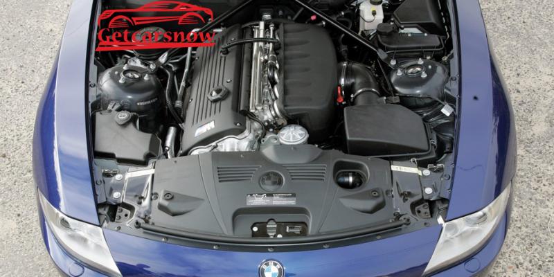 BMW Z4 Engine