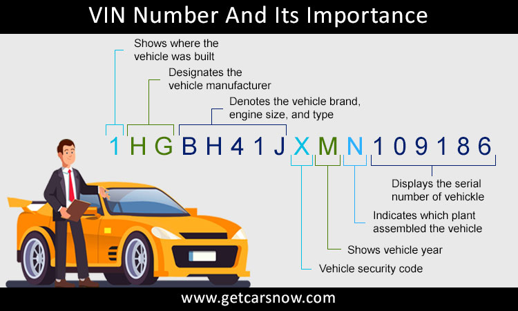 VIN Number and Its Importance 1