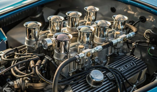 used-shelby-engines