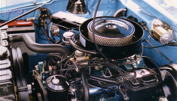 Used AMC engines