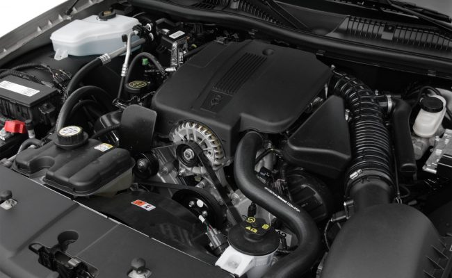 LINCOLN Car ENGINES