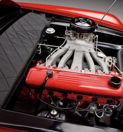 Plymouth xnr engine