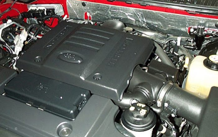 ford engine overview